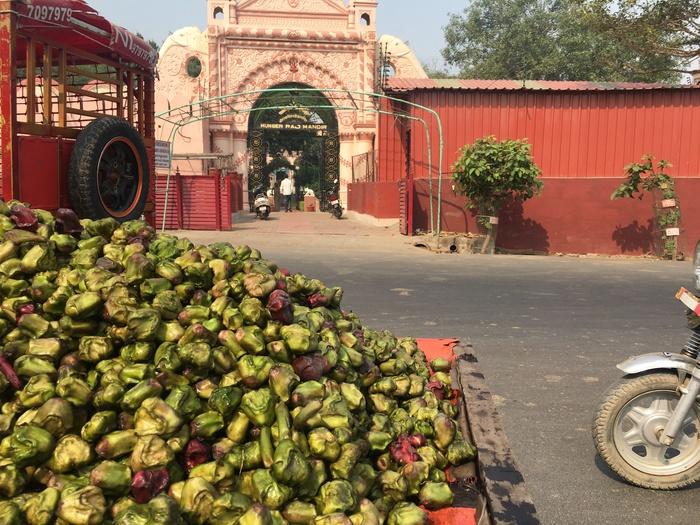 インド野菜